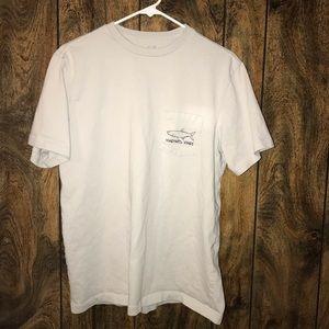 Vineyard Vines Long Sleeve Tarpon Shirt Size Small